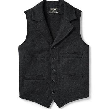 Filson-Men-s-Western-Vest---Charcoal-215337
