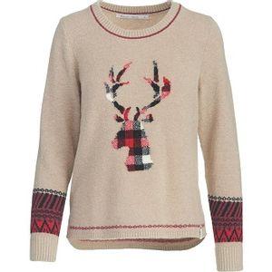 Woolrich Women's Motif Sweater - Burlap