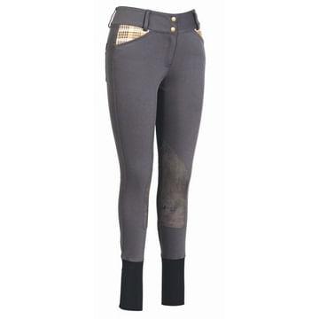 Equine-Couture-Women-s-Baker-Elite-Classic-Breech---Charcoal-167420