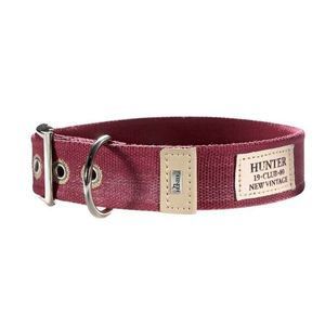 Hunter Germany New Orleans Waxed Cotton Dog Collar