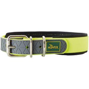 Hunter Germany Convenience Comfort Dog Collar - Yellow