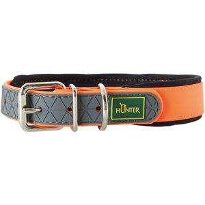 Hunter Germany Convenience Comfort Dog Collar - Orange