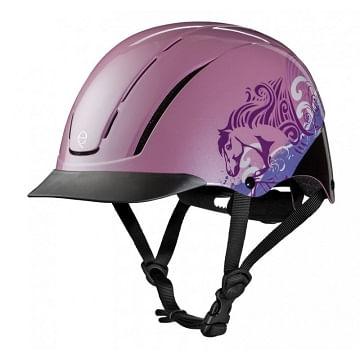 Troxel-Spirit-Helmet---Pink-Dreamscape-221622