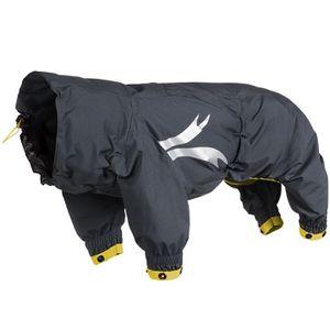 Hurtta Canine Slush Combat Suit - Granite