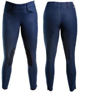 Grand Prix Women's Hampton II Low Rise Classic Breech-Ocean