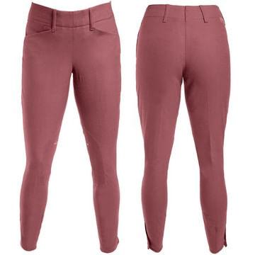 Grand-Prix-Women-s-Hampton-II-Low-Rise-Classic-Breech-Rose-Pink-64809