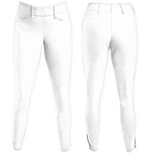 Grand Prix Women's Hampton II Low Rise Classic Breech-White
