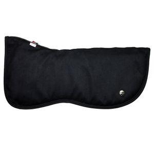Ogilvy Dressage Half Pad -Black/Black/Black