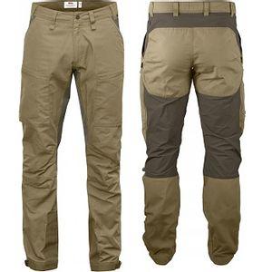 Fjallraven Men's Abisko Lite Trekking Trousers - Sand