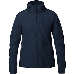 Fjallraven Women's High Coast Wind Jacket - Navy