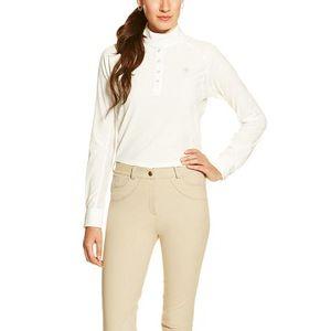 Ariat Women's Aero Show Shirt - White