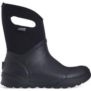 Bogs Men's Bozeman Mid Insulated Winter Boots - Black