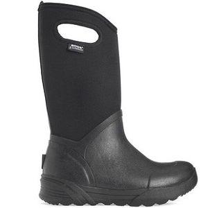 Bogs Men's Bozeman Tall Insulated Winter Boots - Black