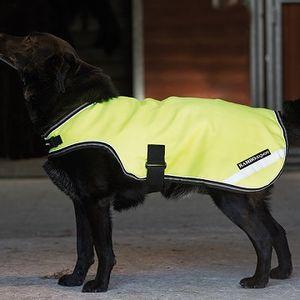Rambo Reflective Dog Rug - Yellow