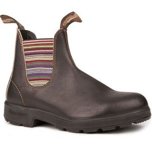 Blundstone Original Boots with Striped Elastic(1409)
