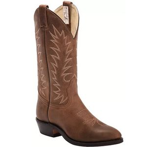 Canada West 6549 Men's Almo Western Dress Boots