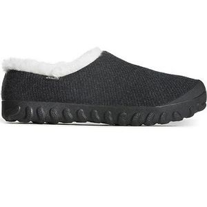Bogs Women's BMOC Wool Slippers - Black