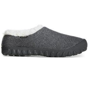 Bogs Women's BMOC Wool Slippers - Charcoal