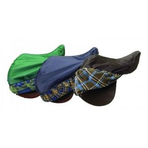 Centaur Waterproof Fleece Lined English Saddle Cover