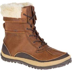 Merrell Women's Tremblant Mid Polar Waterproof Boots - Oak