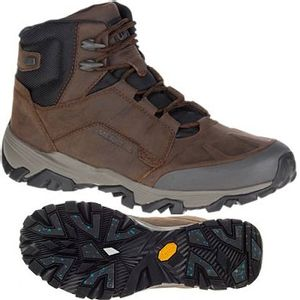 Merrell Men's Coldpack Ice Mid Boots - Clay