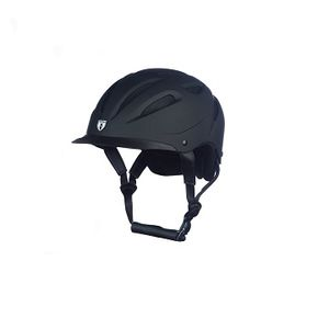Tipperary Sportage Hybrid Helmet - Black/Black