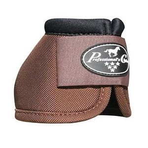 Professional's Choice Ballistic Bell Boots - Chocolate