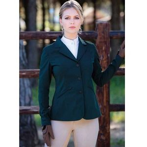Horseware Ireland Women's Competition Jacket - Hunter Green