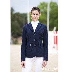 Horseware Ireland Women's Competition Jacket - Dark Navy