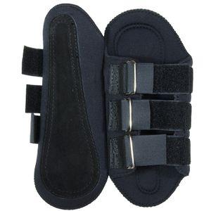 Splint Boots - Front Pair - Black