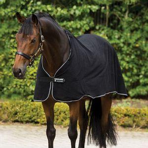 Horseware Ireland Fleece Blanket Liner - Black/Black/White