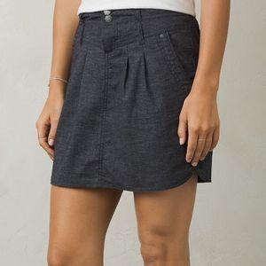 Prana Women's Lizbeth Skirt - Coal
