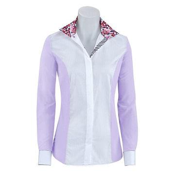 RJ-Classics-Girls-Windsor-Panel-Show-Shirt---Purple-White-5544