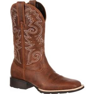 Durango Men's Mustang Western Boots - Brown