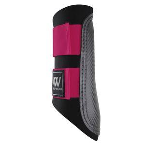 Woof Wear Club Sport Brush Boots - Black/Berry