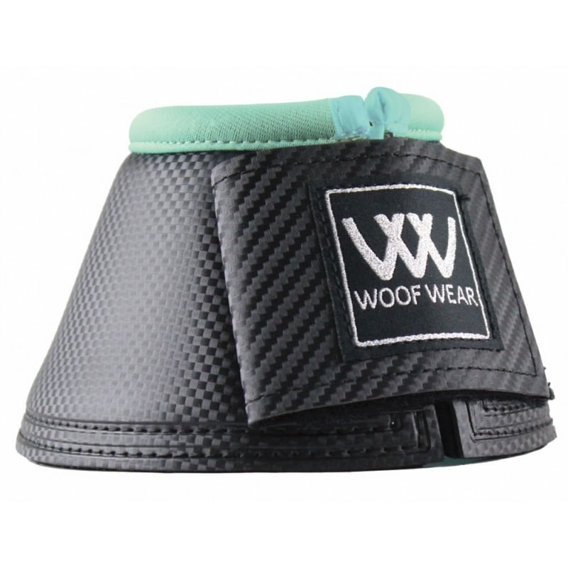 Woof-Wear-Pro-Colour-Fusion-Over-Reach-Boots---Black-Mint-5846