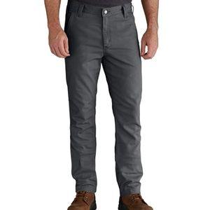 Carhartt Men's Rugged Flex Rigby Straight-Fit Pants - Shadow
