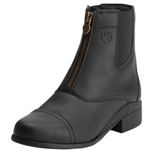 Ariat Child's Scout Zip Paddock Boot - Black