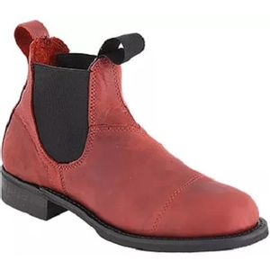 Canada West 6778 Women's Romeo Boots - Sly Fox Red