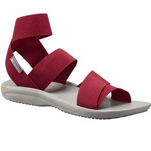 Columbia Women's Barraca Strap Sandals - Pomegranate