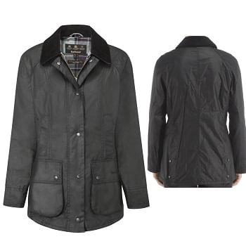Barbour-Women-s-Beadnell-Wax-Jacket---Black-224861