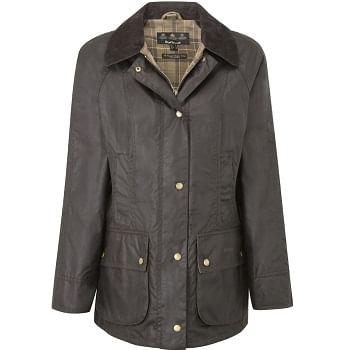 Barbour-Women-s-Beadnell-Wax-Jacket---Rustic-224864