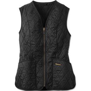 Barbour Women's Fleece Betty Liner - Black/Black