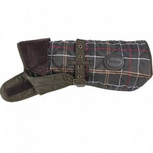 Barbour Tartan Dog Coat Classic