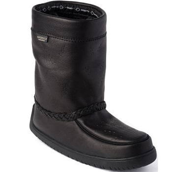 Manitobah-Mukluk-Women-s-Half-Tamarack-Waterproof-Mukluks---Black-224951