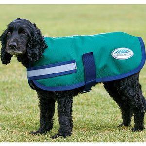 Weatherbeeta 220g Dog Parka - Hunter/Navy