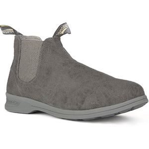Blundstone Canvas Boots(1368) - Charcoal
