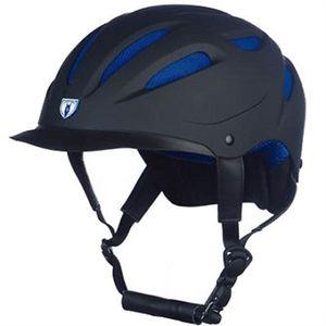 Tipperary Sportage Hybrid Helmet - Black/Royal
