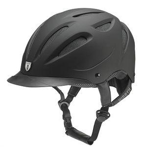 Tipperary Sportage Hybrid Helmet - Black/Carbon Grey