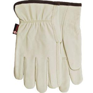 Watson Men's Leather Perfect Fleece Lined Gloves